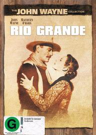 Rio Grande on DVD image