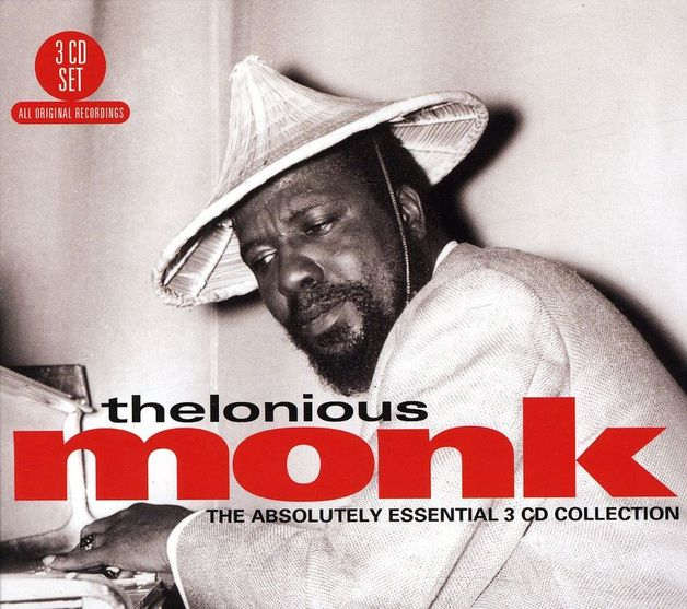 The Absolutely Essential (3CD) by Thelonious Monk