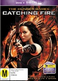 The Hunger Games: Catching Fire (DVD/Ultraviolet) DVD