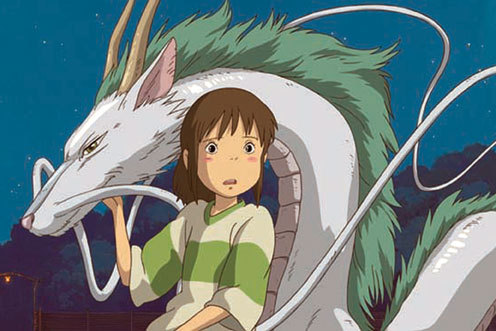 Spirited Away (Special Edition) on DVD image