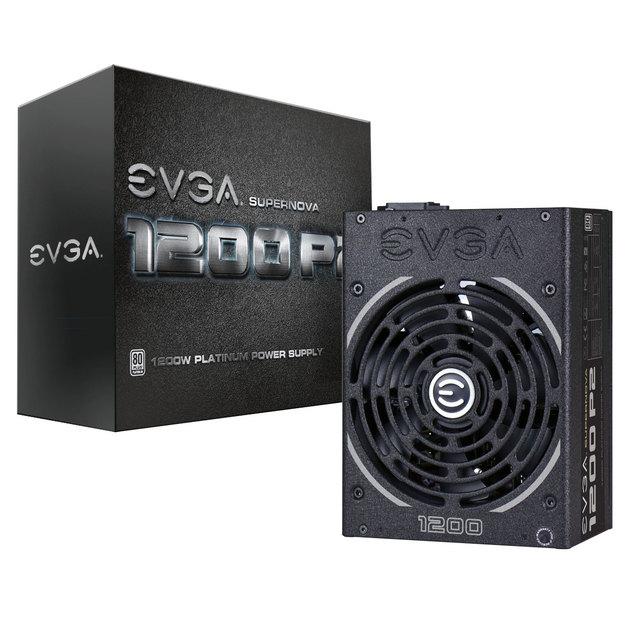 1200W EVGA SuperNOVA P2 Modular PSU