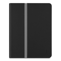 "Belkin - iPad Air 10"" Stripe Cover (Black)"