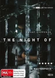 The Night Of on DVD