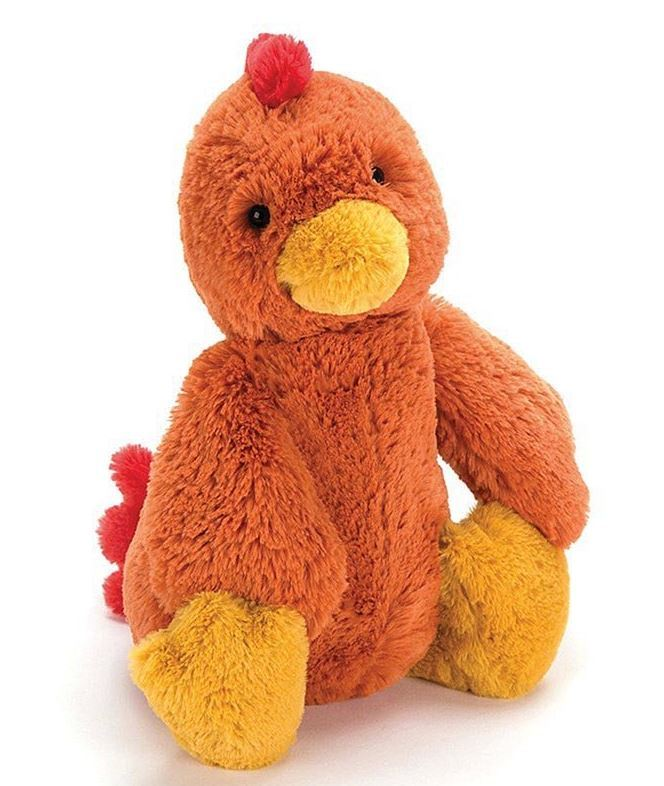Jellycat: Bashful Rooster image