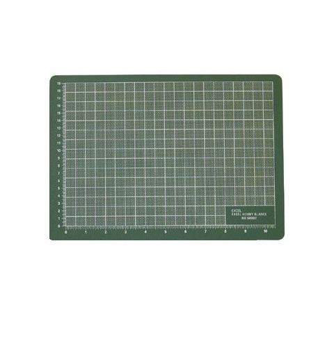 """Excel Self-Healing Cutting Mat (8 1/2""""x12"""") - Green image"""
