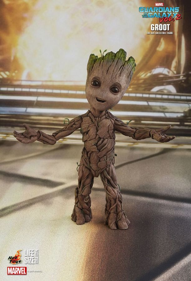 "Guardians Of The Galaxy Vol. 2 - Baby Groot 10"" Figure image"