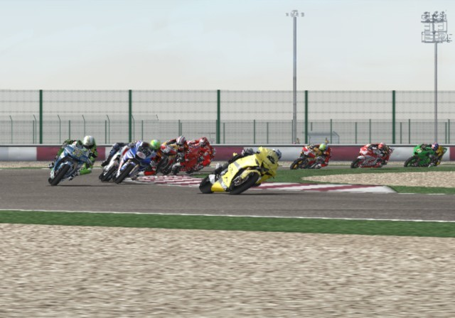 Moto GP 07 for PlayStation 2 image
