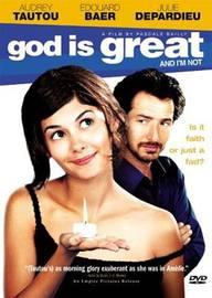 God Is Great, I'm Not on DVD image
