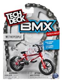 Tech Deck: BMX Finger Bike - WTP (Red)