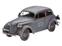 "Revell 1/35 German Staff Car ""Kadett"" K38 Saloon - Scale Model Kit"