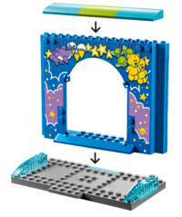 LEGO Disney: Toy Story Buzz & Woody's Carnival Mania! - (10770) image