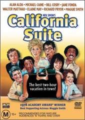 California Suite on DVD