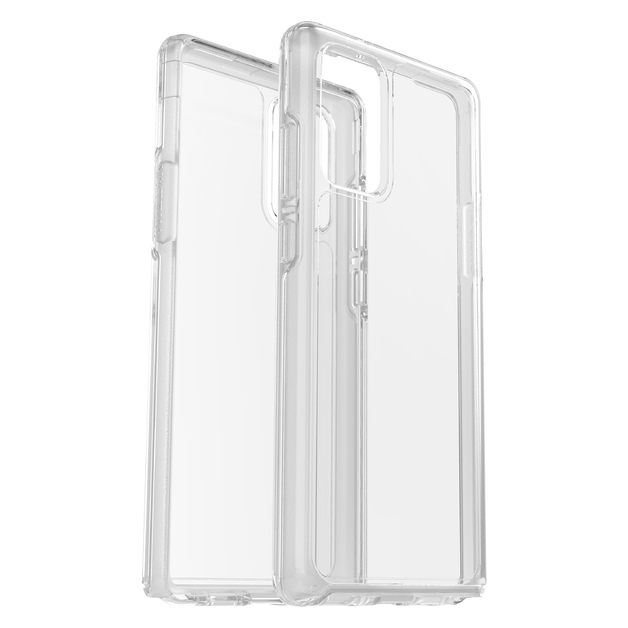 OtterBox: Symmetry Case for Samsung Note 20 - Clear
