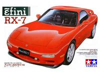 Tamiya Mazda Efini RX-7 1/24 Kitset Model