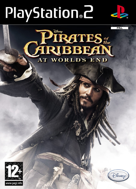 Pirates of the Caribbean: At Worlds End for PlayStation 2