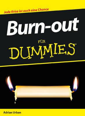 Burnout fur Dummies by Adrian Urban