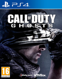 Call of Duty: Ghosts for PS4