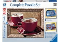 Ravensburger Time for Cappuccino Puzzle Set (500pc)