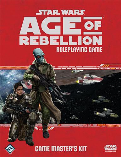 Star Wars: Age of Rebellion GM Kit by Fantasy Flight Games