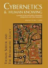 Thomas Sebeok and the Biosemiotic Legacy image