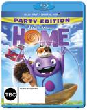 Home on Blu-ray