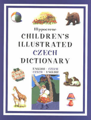 Children's Illustrated Czech Dictionary: English-Czech/Czech-English image