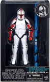 """Star Wars The Black Series: Clone Trooper Captain 6"""" Action Figure"""