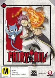 Fairy Tail - Collection 16 (episodes 176-187) DVD