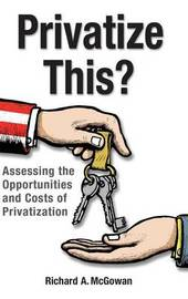 Privatize This? by Richard McGowan image