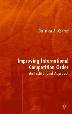 Improving International Competition Order by Christian Conrad image