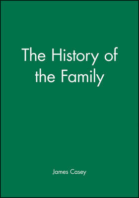 The History of the Family by James Casey image