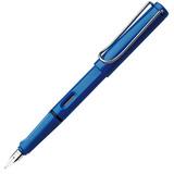 Lamy safari Fountain Pen Blue Medium (014)