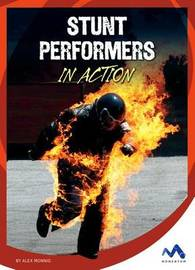 Stunt Performers in Action by Alex Monnig