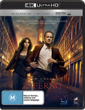 Inferno (4K UHD + Blu-ray) DVD