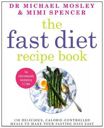 The Fast Diet Recipe Book by Mimi Spencer image