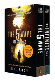 The 5th Wave Set by Rick Yancey
