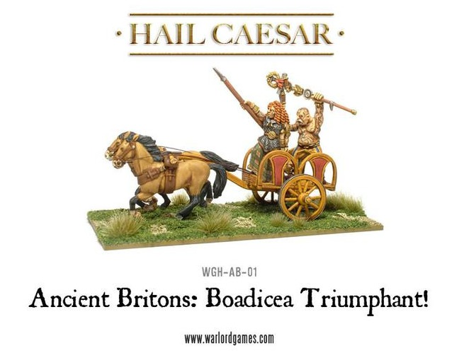 Hail Caesar: Boadicea Triumphant! image