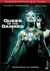 Queen of the Damned on DVD