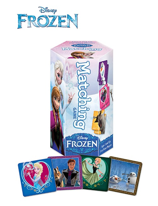 Frozen: Matching Game - On-the-Go Edition image