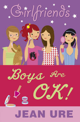 Boys Are Ok! by Jean Ure image