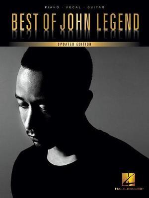 LEGEND JOHN THE BEST OF UPDATED EDITION PVG BOOK image