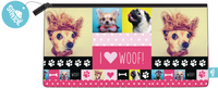 Spencil: Woof - Rectangle Pencil Case