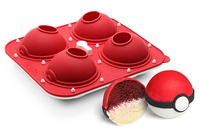 Pokemon Poke-Ball Cupcake Pan