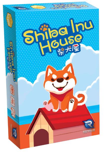 Shiba Inu House - Card Game