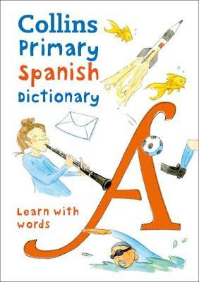 Collins Primary Spanish Dictionary by Collins Dictionaries image