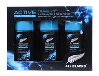 All Blacks Travel Kit (3x100ml)