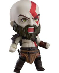God of War: Kratos - Nendoroid Figure