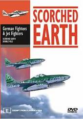 Scorched Earth Double - Vol. 3: German Fighters And Jet Fighters on DVD