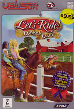 Let's Ride Corral Club (Jewel case packaging) for PC