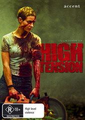 High Tension on DVD